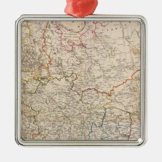 Eastern Russia Metal Ornament