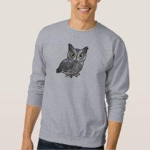 Eastern Screech Owl (Gray Phase) Sweatshirt