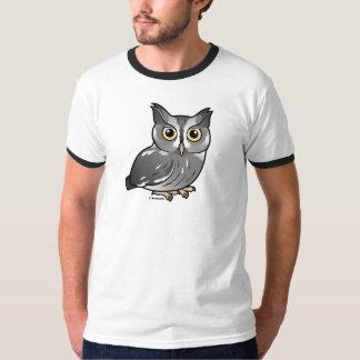 Eastern Screech Owl (Gray Phase) Tee Shirt
