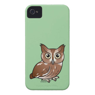 Eastern Screech Owl (Red Phase) Blackberry Bold Covers