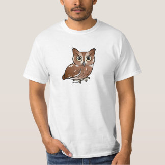 Eastern Screech Owl (Red Phase) Shirt