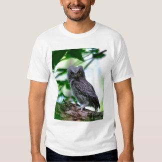 Eastern Screech Owl T Shirt