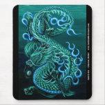 Eastern Sea Dragon Mousepad