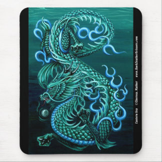 Eastern Sea Dragon Mousepad