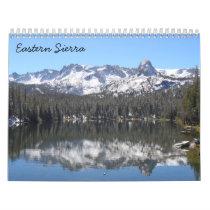 Eastern Sierra 2019 Calendar