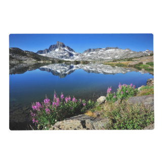 Eastern Sierra Mountains Placemat
