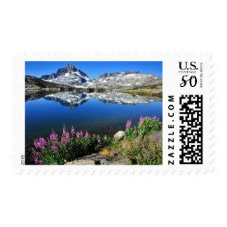 Eastern Sierra Mountains Postage