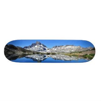Eastern Sierra Mountains Skateboard Deck
