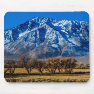 Eastern Sierra Nevada Fall - Bishop - Californa Mouse Pad