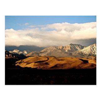 EASTERN SIERRA NEVADA LANDSCAPE POSTCARD