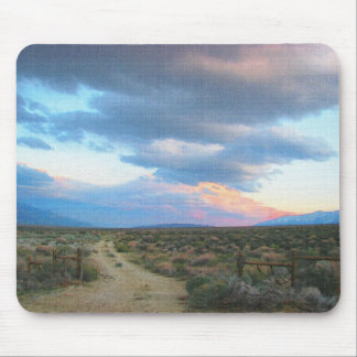 Eastern Sierra - Owen's Valley Mouse Pad