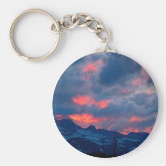 Eastern Sierras, California, U.S.A. Key Chains