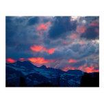 Eastern Sierras, California, U.S.A. Postcard