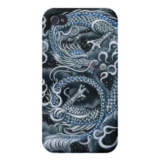 Eastern Sky Dragon iPhone4 Case