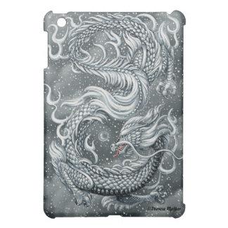 Eastern Snow Dragon iPad Case