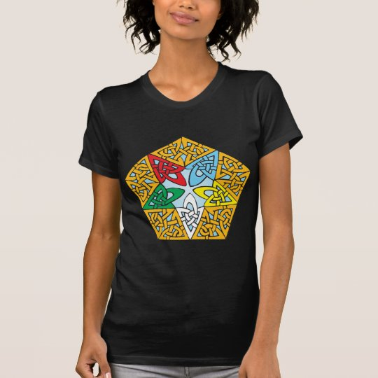 Eastern Star Celtic Knot T-Shirt