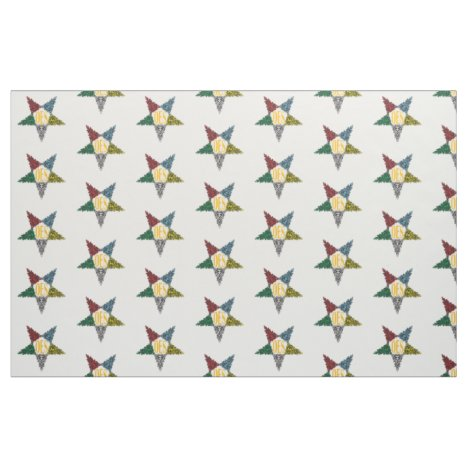 Eastern Star fabric