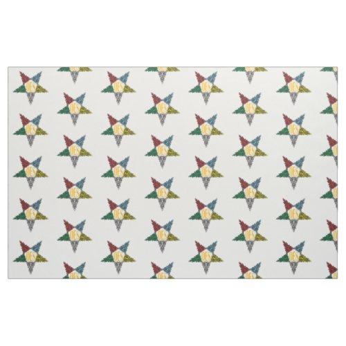 Eastern Star fabric