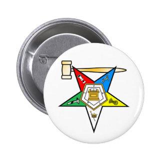 Eastern Star Past Matron items 2 Inch Round Button