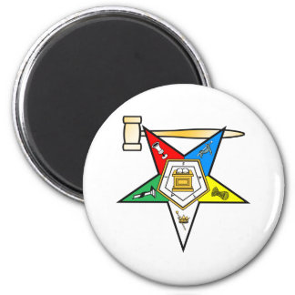 Eastern Star Past Matron items 2 Inch Round Magnet