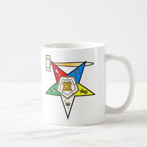 Eastern Star Past Matron items Classic White Coffee Mug