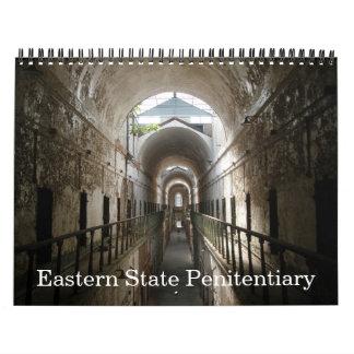 Eastern State Penitentiary Calendar 2011