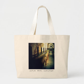 Eastern State Penitentiary Large Tote Bag