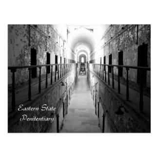 Eastern State Penitentiary Postcard