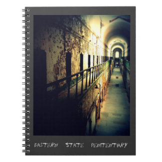 Eastern State Penitentiary Spiral Notebook