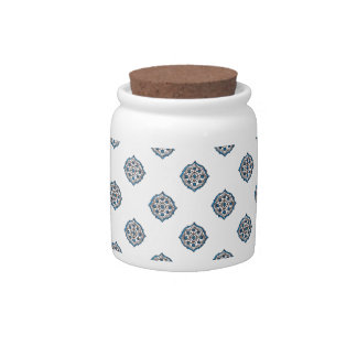 Eastern Style Candy Jars