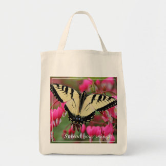 Eastern Swallowtail Grocery Tote Bag