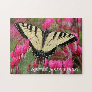 Eastern Swallowtail Jigsaw Puzzles