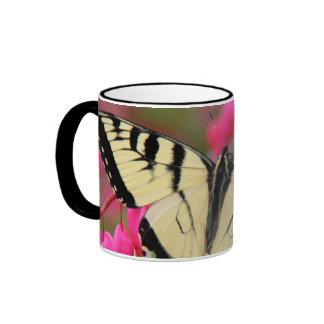 Eastern Swallowtail Ringer Coffee Mug