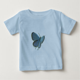 Eastern-Tailed Blue Butterfly Baby T-Shirt