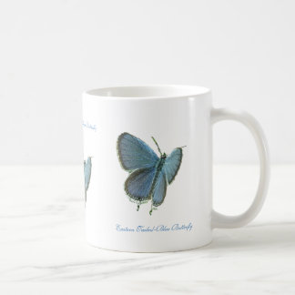 Eastern-Tailed Blue Butterfly Coffee Mug