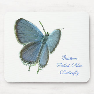 Eastern-Tailed Blue Butterfly Mouse Pad