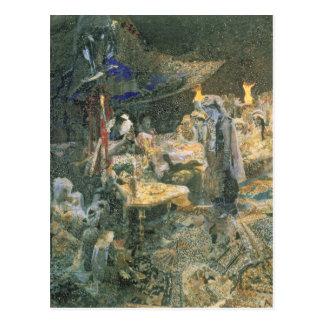 Eastern Tale, 1886 Postcard
