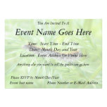 Eastern Tent Caterpillar Personalized Invites