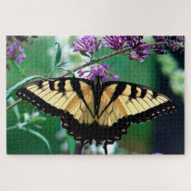 Eastern Tiger Butterfly. Jigsaw Puzzle