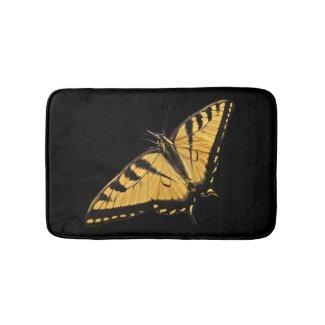 Eastern Tiger Swallowtail Bath Mats