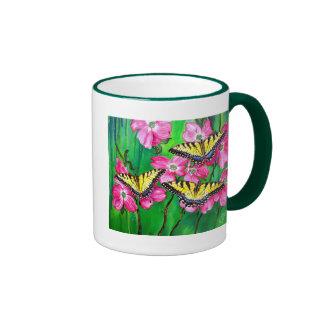 Eastern Tiger Swallowtail Butterflies Mug