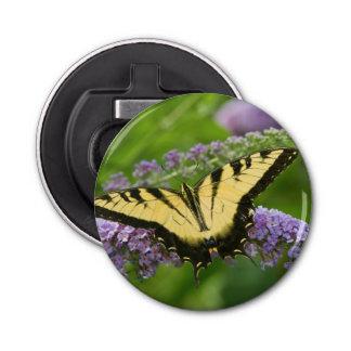 Eastern Tiger Swallowtail butterfly Bottle Opener