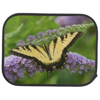 Eastern Tiger Swallowtail butterfly Car Floor Mat