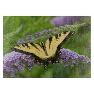Eastern Tiger Swallowtail butterfly Cutting Board