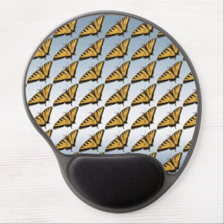 Eastern Tiger Swallowtail Butterfly Gel Mouse Pad