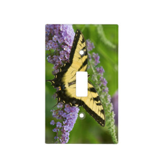 Eastern Tiger Swallowtail butterfly Light Switch Cover