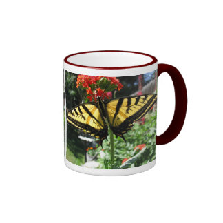 Eastern Tiger Swallowtail Butterfly Mug