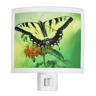Eastern Tiger Swallowtail Butterfly Nightlight Night Light