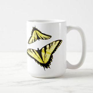 Eastern Tiger Swallowtail Butterfly Photo Coffee Mug