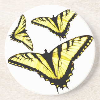 Eastern Tiger Swallowtail Butterfly Photo Drink Coaster